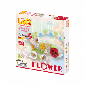 "LaQ ""Sweet Collection ""Flower"" konstruktorių rinkinys, 5+"